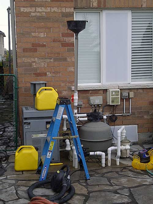 Trenchless Pipe Repair For Pools
